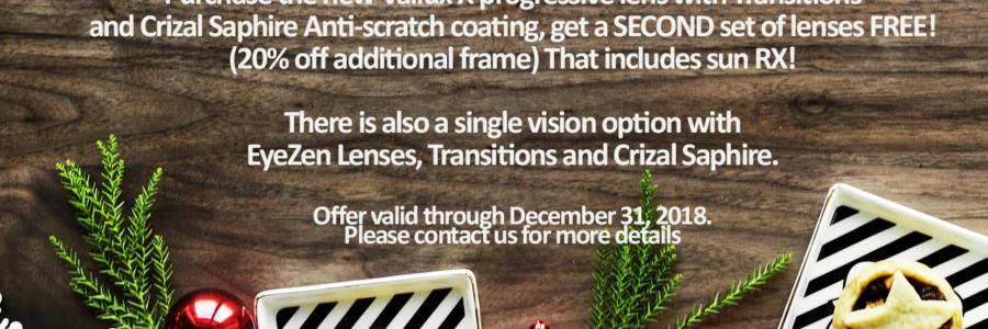 <!--Ultimate Lens Package-->